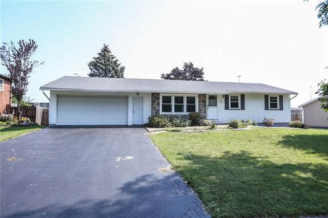 161 Kencrest Drive, Gates, NY 14606 (MLS #R1365977) :: Thousand Islands Realty
