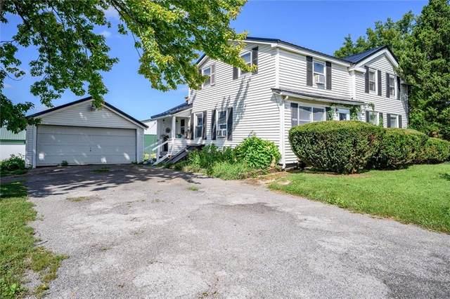 707 Gillett Road, Ogden, NY 14624 (MLS #R1365989) :: Serota Real Estate LLC