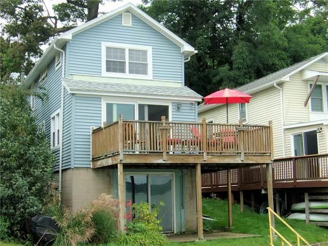 2493 Lower Lake Road, Seneca Falls, NY 13148 (MLS #R1366010) :: Thousand Islands Realty