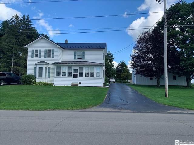 324 Mohawk Street, Clymer, NY 14724 (MLS #R1366062) :: BridgeView Real Estate