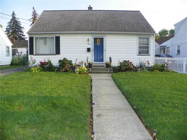 173 Fieldwood Drive, Rochester, NY 14609 (MLS #R1366115) :: TLC Real Estate LLC