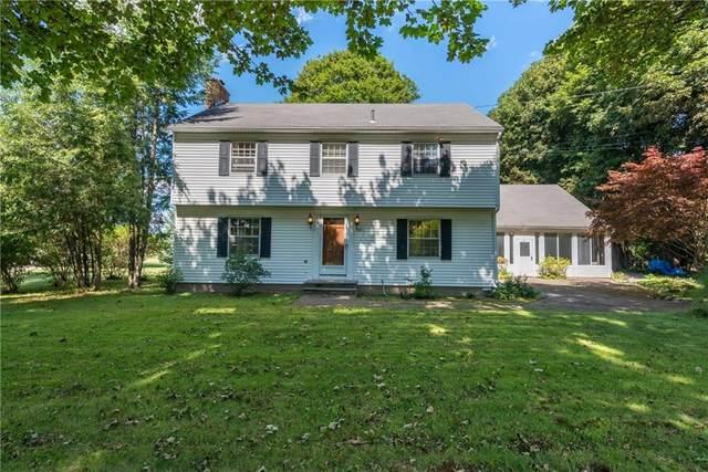 869 Boughton Hill Road, Mendon, NY 14564 (MLS #R1366226) :: Robert PiazzaPalotto Sold Team