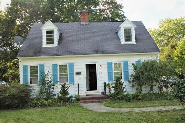 321 Brooklawn Drive, Brighton, NY 14618 (MLS #R1366254) :: TLC Real Estate LLC