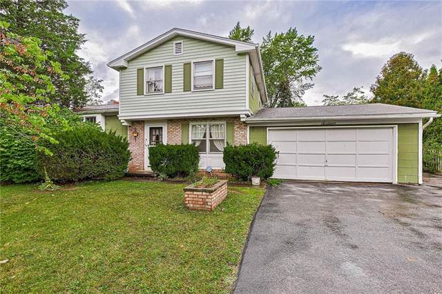16 Cutter Drive, Chili, NY 14624 (MLS #R1366282) :: Robert PiazzaPalotto Sold Team