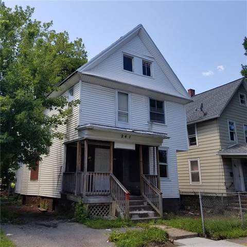 241 Saratoga Avenue, Rochester, NY 14608 (MLS #R1366434) :: BridgeView Real Estate