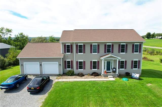 4480 Middle Cheshire Road, Canandaigua-Town, NY 14424 (MLS #R1366509) :: Thousand Islands Realty