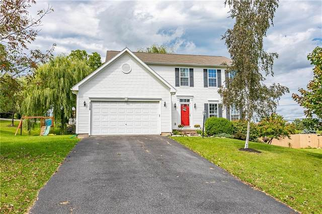5128 Overlook Lane, Canandaigua-Town, NY 14424 (MLS #R1366654) :: BridgeView Real Estate