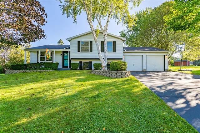 68 Paddock Drive, Henrietta, NY 14467 (MLS #R1366703) :: BridgeView Real Estate