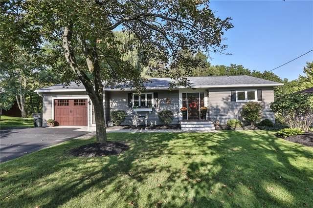 110 Thad Chapin Street, Canandaigua-City, NY 14424 (MLS #R1366737) :: TLC Real Estate LLC