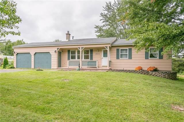 7025 Tuckahoe Rd Road, Williamson, NY 14589 (MLS #R1366747) :: BridgeView Real Estate