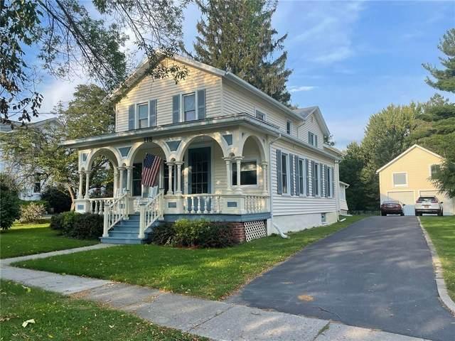 115 Washington Street, Canandaigua-City, NY 14424 (MLS #R1366767) :: TLC Real Estate LLC