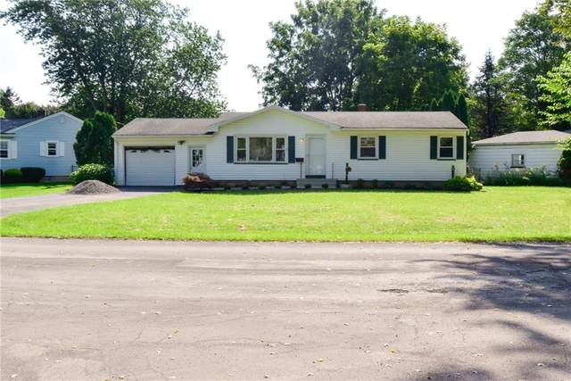 41 N Lansing Circle, Gates, NY 14624 (MLS #R1366797) :: BridgeView Real Estate
