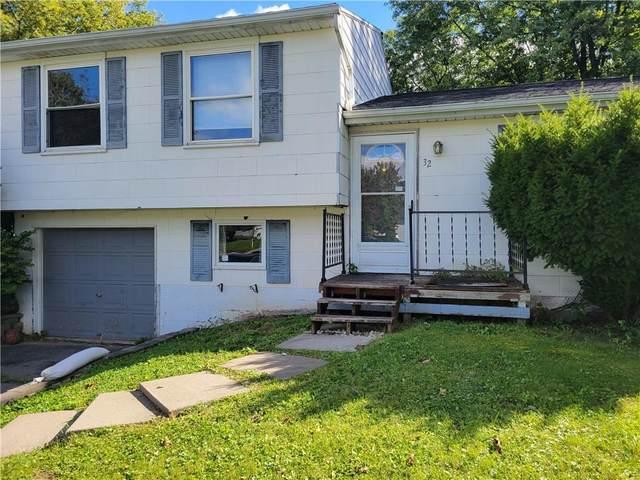 32 Coachlight Circle, Farmington, NY 14425 (MLS #R1366823) :: MyTown Realty