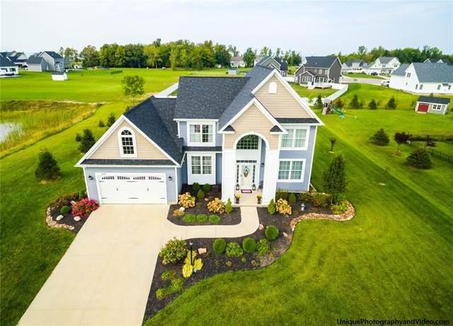 1057 Lake Mist Trl, Ontario, NY 14519 (MLS #R1366847) :: BridgeView Real Estate