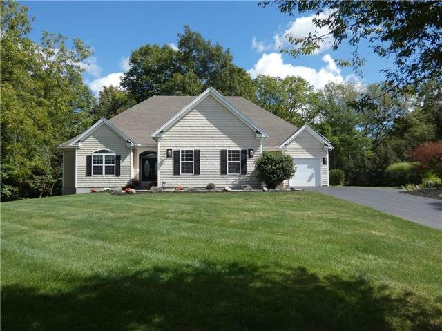 590 Saurer Farms Drive, Victor, NY 14564 (MLS #R1366859) :: Robert PiazzaPalotto Sold Team