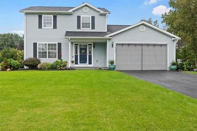 1101 Fawn Wood Drive, Webster, NY 14580 (MLS #R1366895) :: BridgeView Real Estate