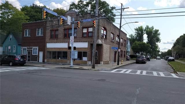 1499 Clifford Avenue, Rochester, NY 14609 (MLS #R1366921) :: Robert PiazzaPalotto Sold Team