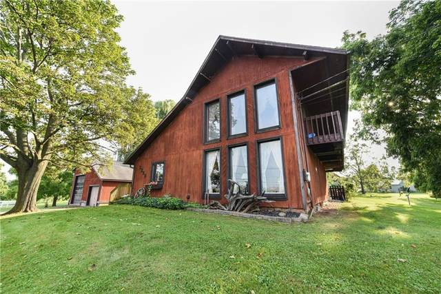 2320 Andrews Road, Canandaigua-Town, NY 14424 (MLS #R1366926) :: BridgeView Real Estate