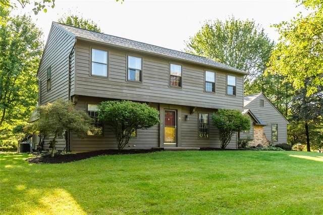 38 Bridlewood Trail, Mendon, NY 14472 (MLS #R1366929) :: BridgeView Real Estate