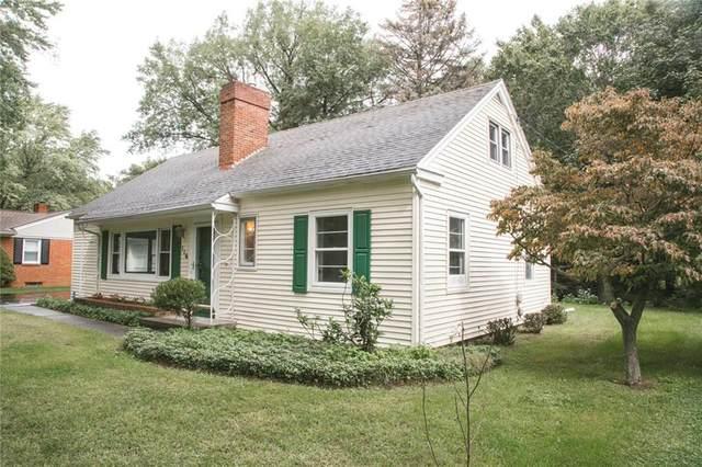116 Oakridge Drive, Irondequoit, NY 14617 (MLS #R1366944) :: TLC Real Estate LLC