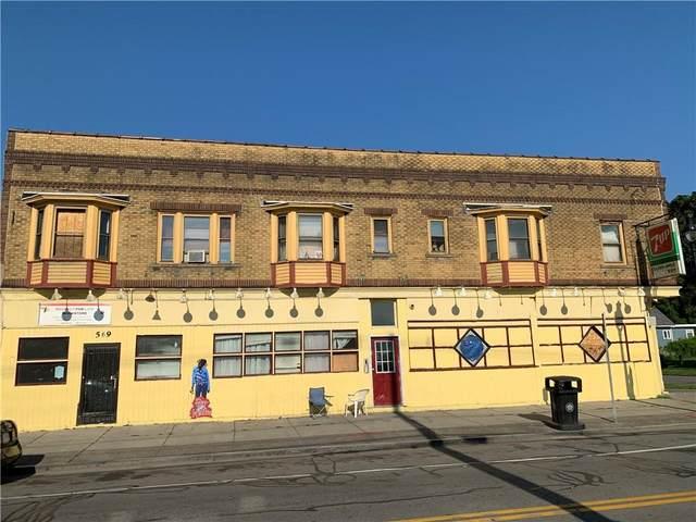561-569 Jefferson Ave Avenue, Rochester, NY 14611 (MLS #R1366952) :: Robert PiazzaPalotto Sold Team
