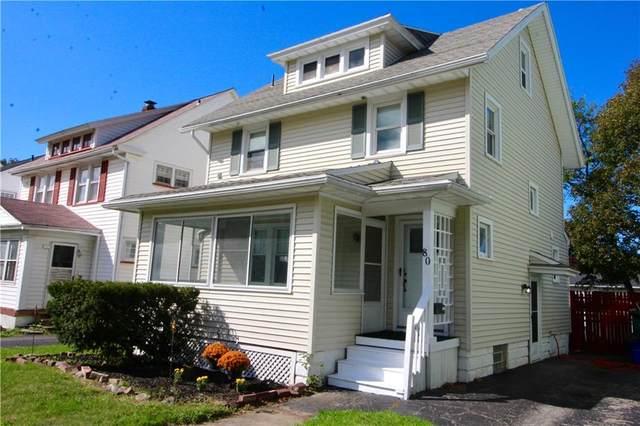 80 Maplehurst Road, Irondequoit, NY 14617 (MLS #R1366956) :: TLC Real Estate LLC