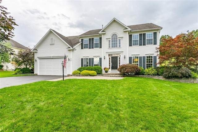 564 Yale Court, Victor, NY 14564 (MLS #R1366958) :: Robert PiazzaPalotto Sold Team
