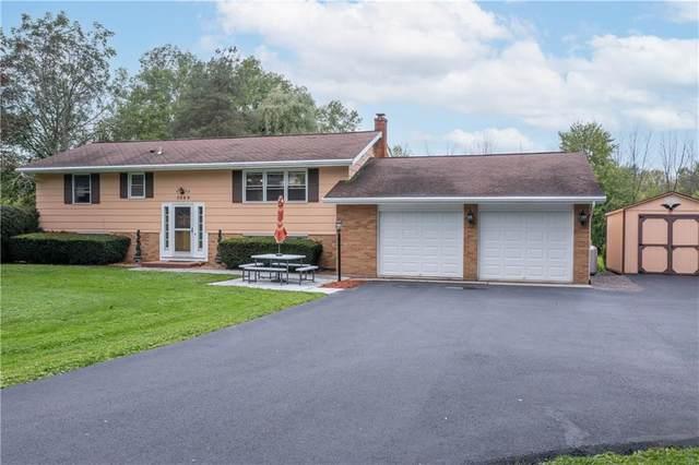 5089 Lima Road, Geneseo, NY 14454 (MLS #R1366962) :: BridgeView Real Estate