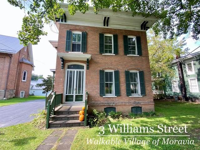 3 Williams Street, Moravia, NY 13118 (MLS #R1366994) :: TLC Real Estate LLC