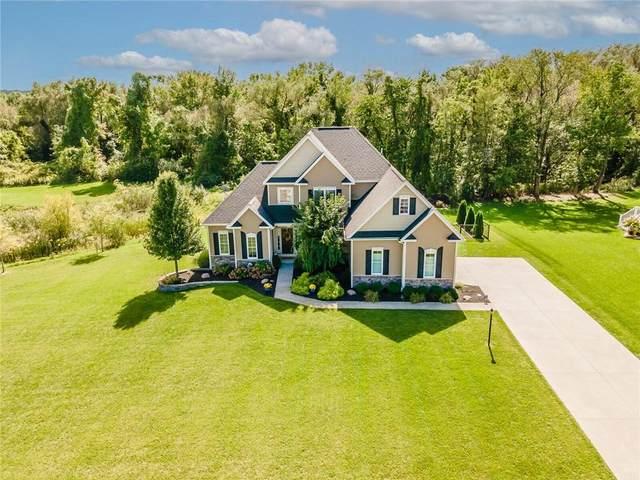 1100 Lake Mist Trail, Ontario, NY 14519 (MLS #R1367010) :: BridgeView Real Estate