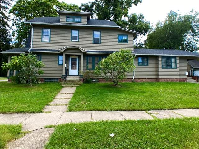 203 Thurston Road, Rochester, NY 14619 (MLS #R1367061) :: Robert PiazzaPalotto Sold Team