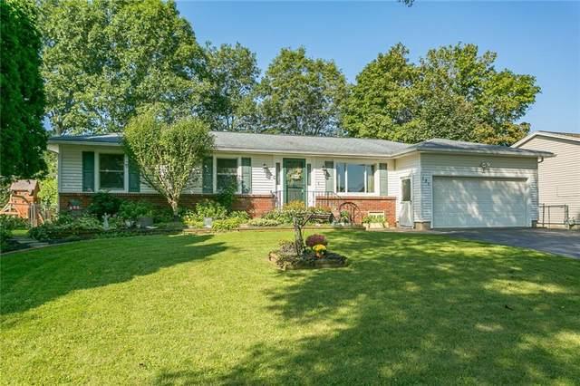 131 Emilia Circle, Gates, NY 14606 (MLS #R1367065) :: BridgeView Real Estate