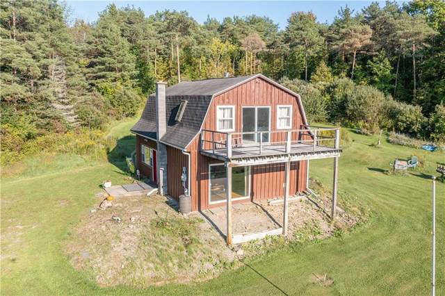1452 Kurtz Hollow Road, Dansville, NY 14437 (MLS #R1367071) :: Serota Real Estate LLC