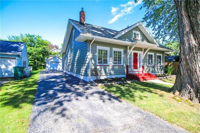 22 Parkwood Road, Rochester, NY 14615 (MLS #R1367084) :: BridgeView Real Estate