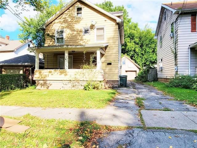 240 Norran, Rochester, NY 14609 (MLS #R1367094) :: TLC Real Estate LLC