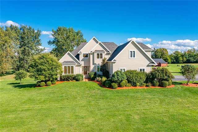2559 Wheeler Station Road, East Bloomfield, NY 14469 (MLS #R1367119) :: BridgeView Real Estate