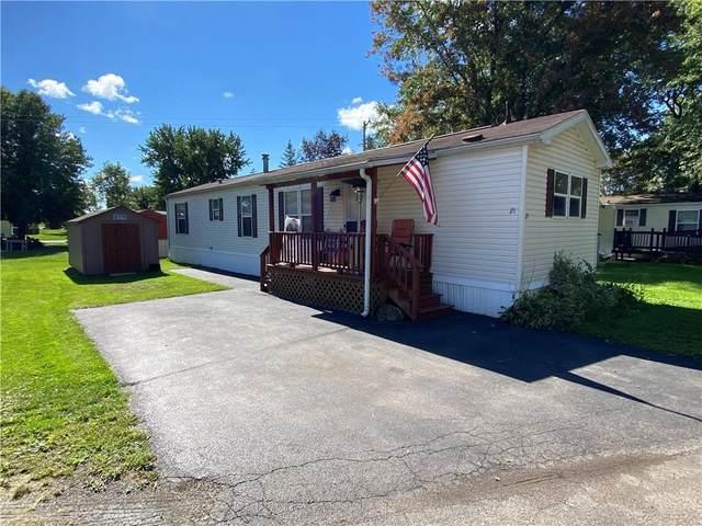 6461 Swamp Road #21, Byron, NY 14422 (MLS #R1367133) :: BridgeView Real Estate