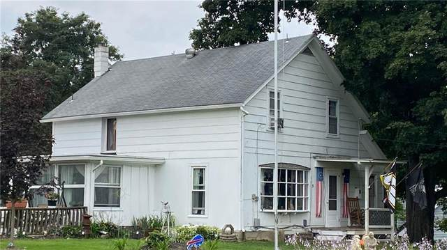 115 Seneca Street, Starkey, NY 14837 (MLS #R1367139) :: Robert PiazzaPalotto Sold Team