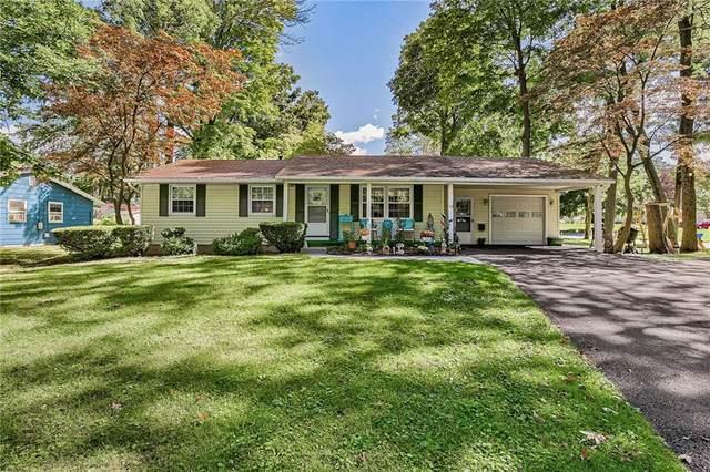 27 Bright Oaks Drive, Chili, NY 14624 (MLS #R1367177) :: BridgeView Real Estate