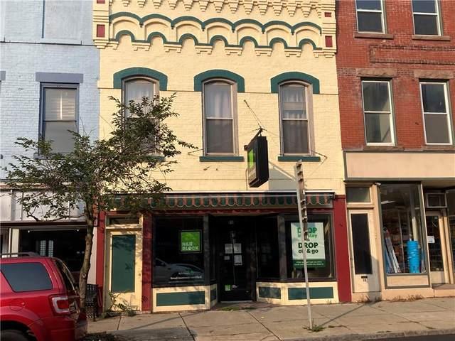16 Main Street, Milo, NY 14527 (MLS #R1367205) :: Robert PiazzaPalotto Sold Team