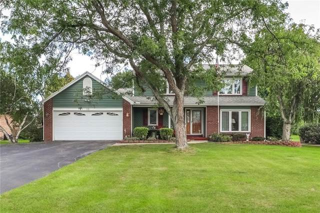 28 Country Place Lane, Greece, NY 14612 (MLS #R1367211) :: Robert PiazzaPalotto Sold Team