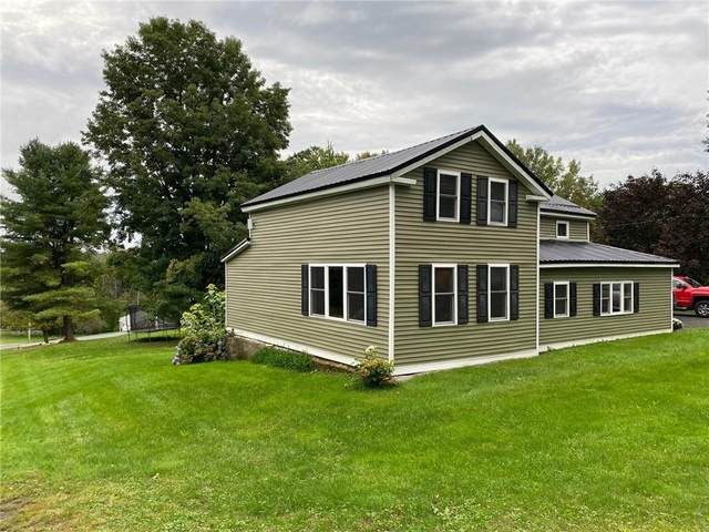 3214 Heidenreich Road, Arcadia, NY 14489 (MLS #R1367234) :: BridgeView Real Estate