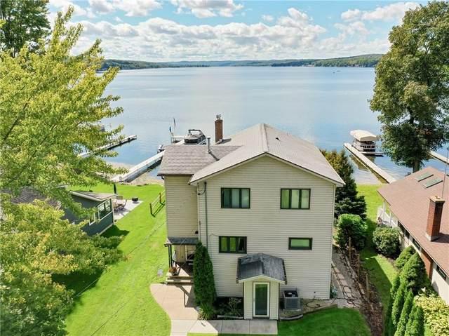5914 Big Tree Road, Livonia, NY 14480 (MLS #R1367258) :: BridgeView Real Estate