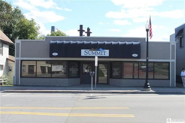 517-521 W 3rd Street, Jamestown, NY 14701 (MLS #R1367266) :: 716 Realty Group