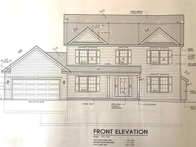 Lot# 615 Christina Dr, Chili, NY 14514 (MLS #R1367320) :: BridgeView Real Estate