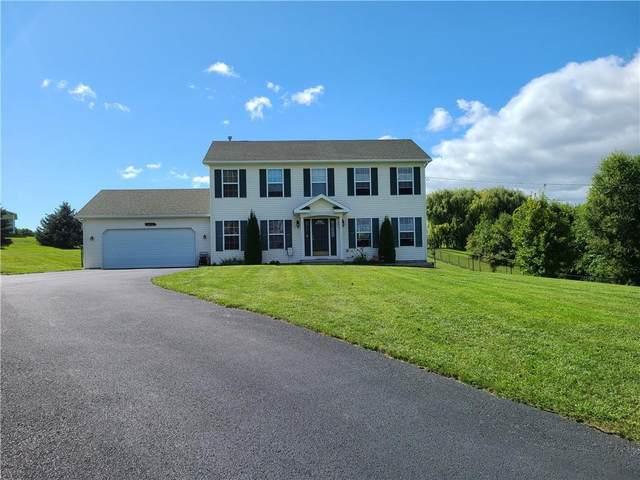 5539 Van Cruyningham Road, Williamson, NY 14589 (MLS #R1367327) :: BridgeView Real Estate