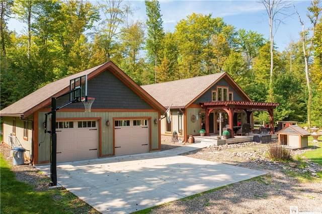 5334 Cheney Road, North Harmony, NY 14710 (MLS #R1367424) :: TLC Real Estate LLC
