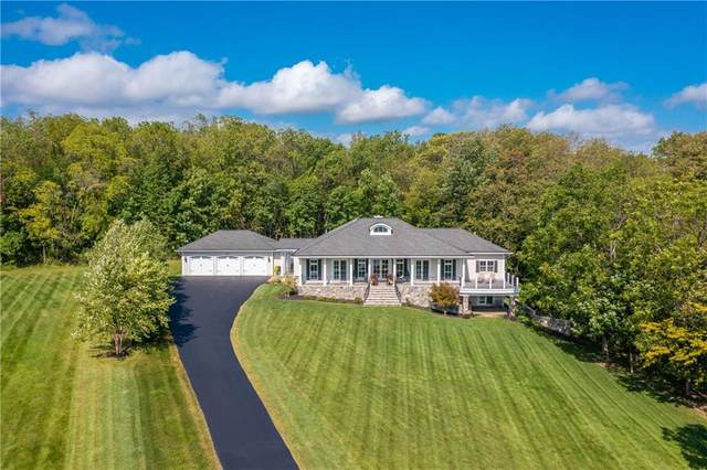 4960 Hillcrest Drive, Canandaigua-Town, NY 14424 (MLS #R1367462) :: Thousand Islands Realty