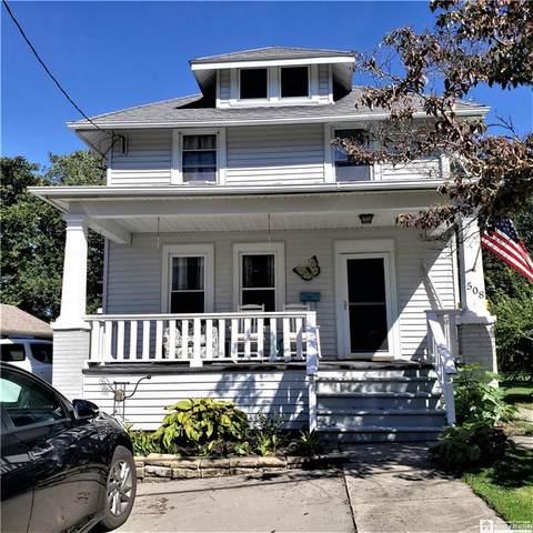 508 Woodrow Avenue, Dunkirk-City, NY 14048 (MLS #R1367512) :: 716 Realty Group