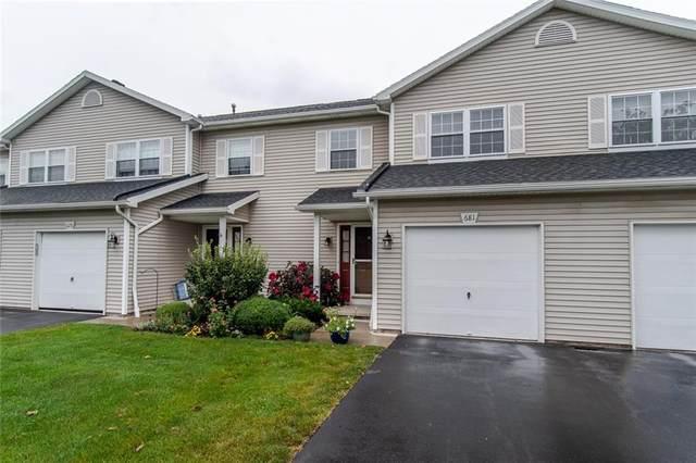 681 Strand Pond Circle, Webster, NY 14580 (MLS #R1367570) :: BridgeView Real Estate
